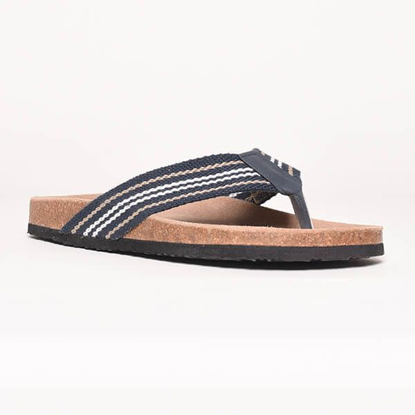 Brakeburn Stripe Flip Flops