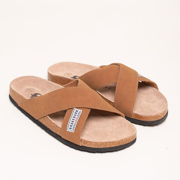 Brakeburn Double Strap Sandals