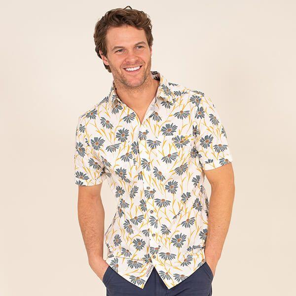 Brakeburn Sunflower Shirt