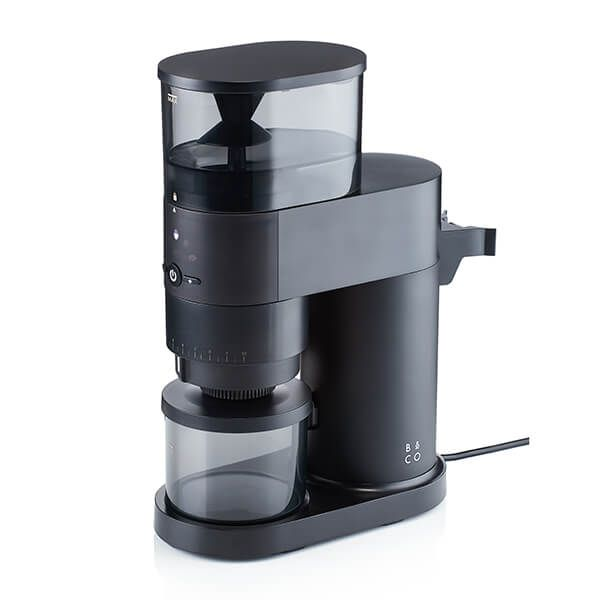 Barista & Co Beautifully Crafted Core Electric Coffee Grinder