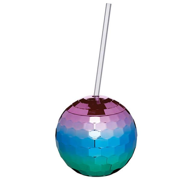 BarCraft Novelty Disco Ball 560ml Cocktail Cup