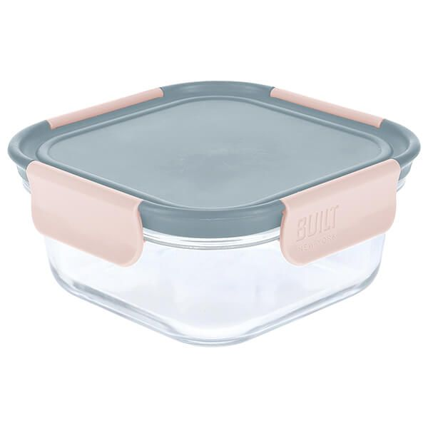 Built Mindful Glass 700ml Lunch Box