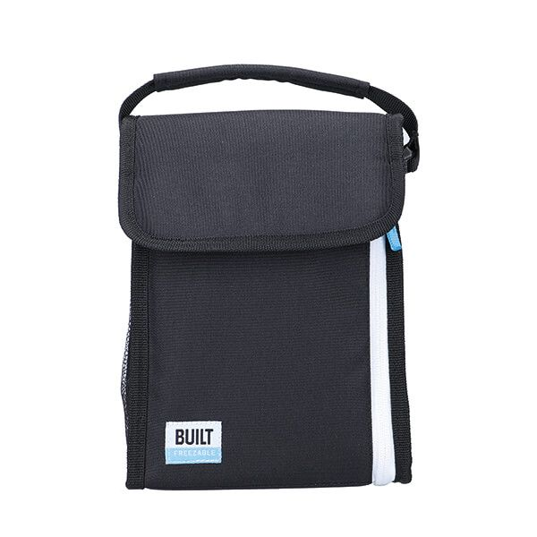 Built Small Lunch Bag with Removable Ice Gel Packs