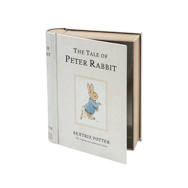 Peter Rabbit Book Tin
