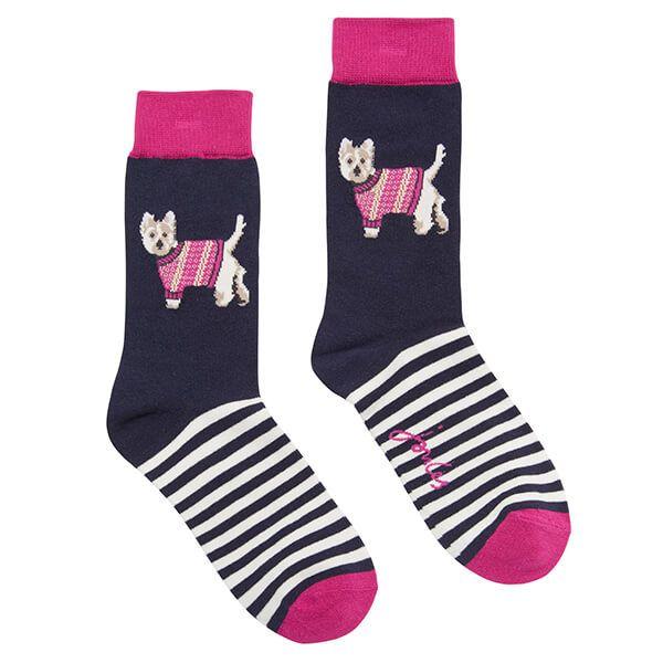 Joules Brilliant Bamboo Socks