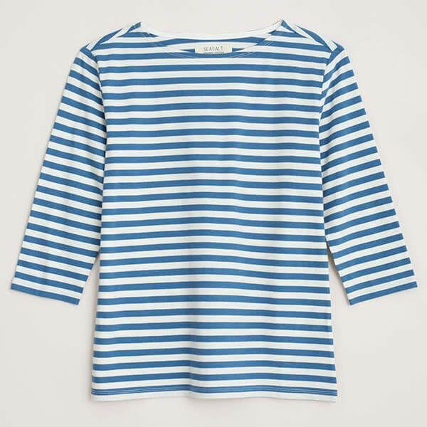 Seasalt Sailor Top Mini Cornish Cornish Blue