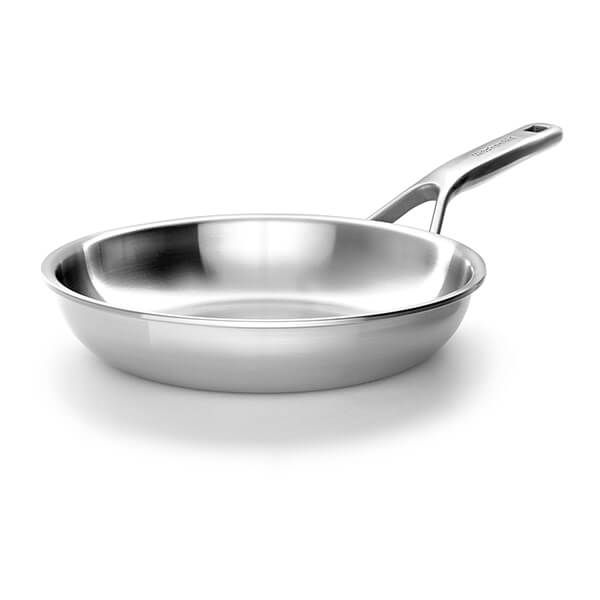 KitchenAid Multi-Ply Stainless Steel 3ply 20cm Uncoated Frypan