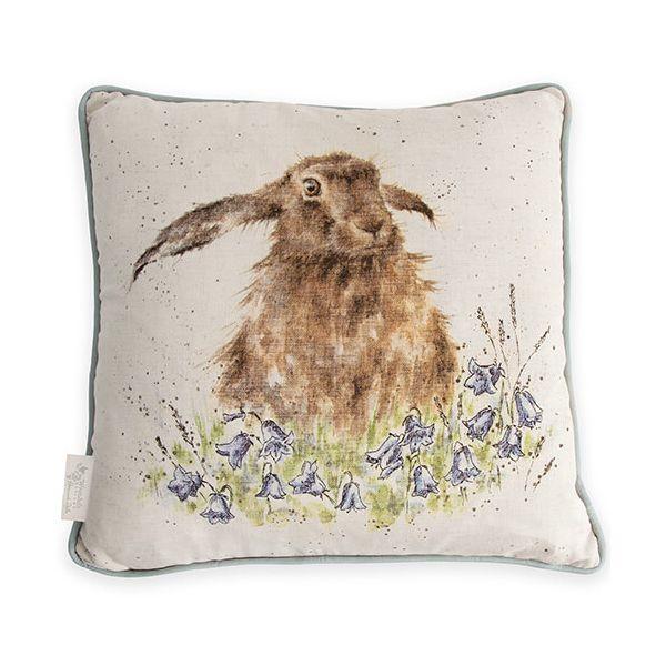 Wrendale Hare Cushion