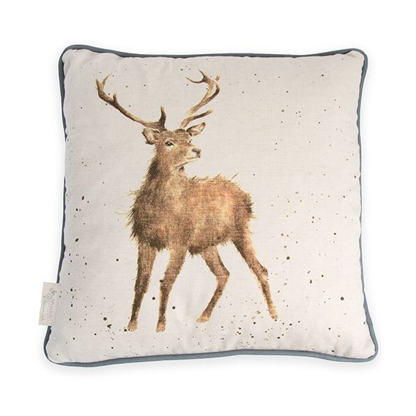 Wrendale Stag Cushion