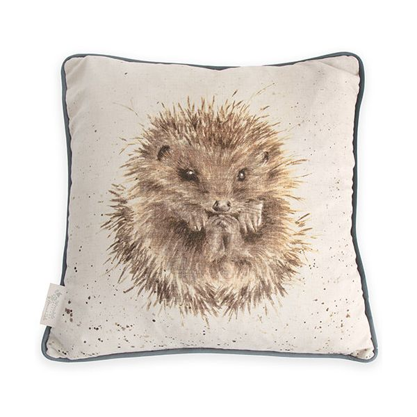 Wrendale Hedgehog Cushion