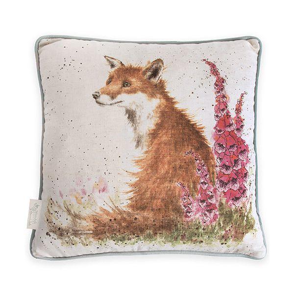 Wrendale Fox Cushion