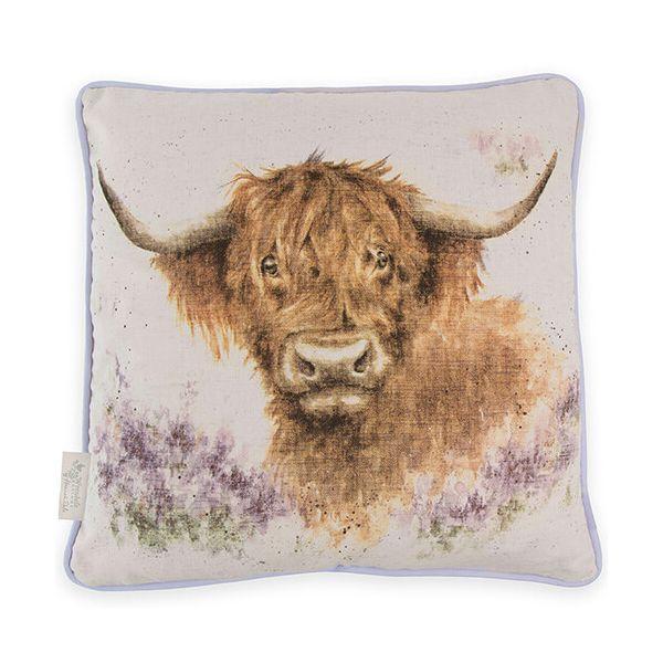 Wrendale Highland Cow Cushion