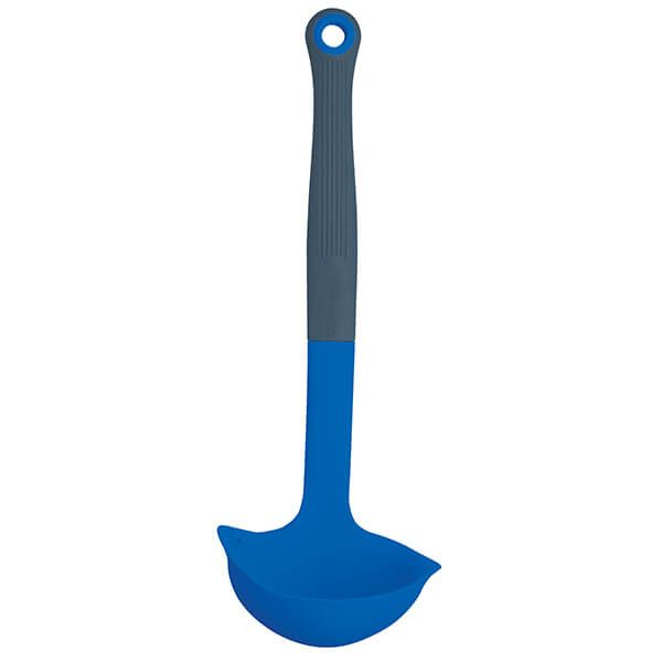 Colourworks Brights Blue Silicone Headed Ladle