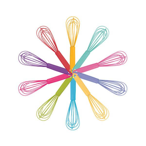 Colourworks Silicone 24cm Whisk