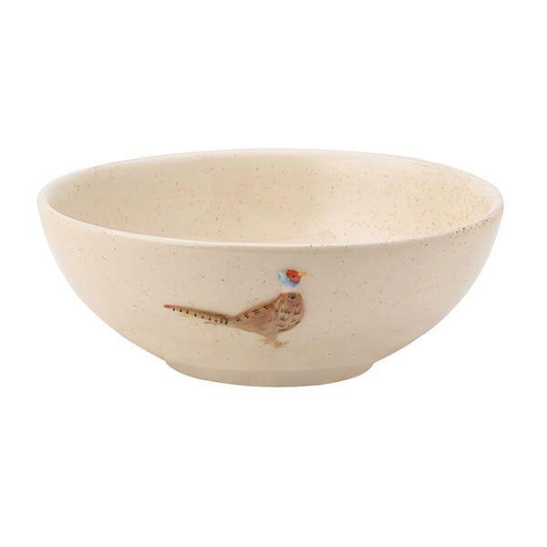 English Tableware Company Edale Bowl Pheasant