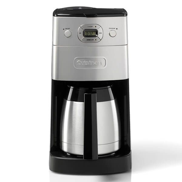 Cuisinart Grind and Brew Automatic Filter Coffee Machine