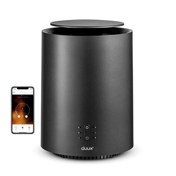 Duux Threesixty Smart Fan & Heater Grey