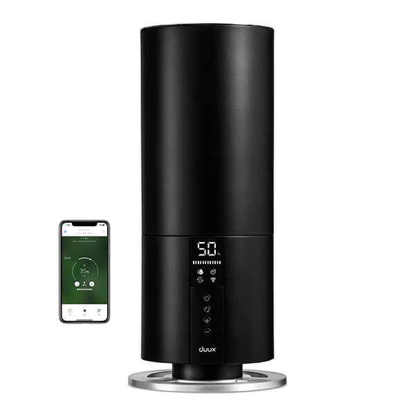 Duux Beam Mini Smart Ultrasonic Humidifier Black