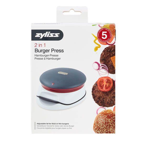 Zyliss Burger Press