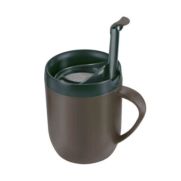 Zyliss Hot Mug Cafetiere Graphite