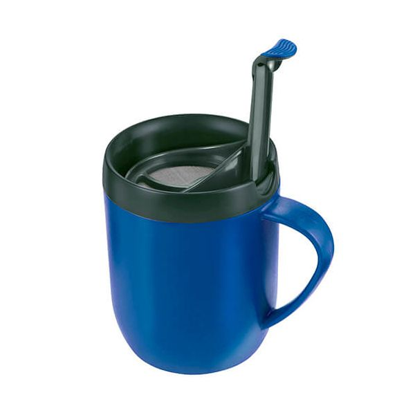 Zyliss Hot Mug Cafetiere Blue