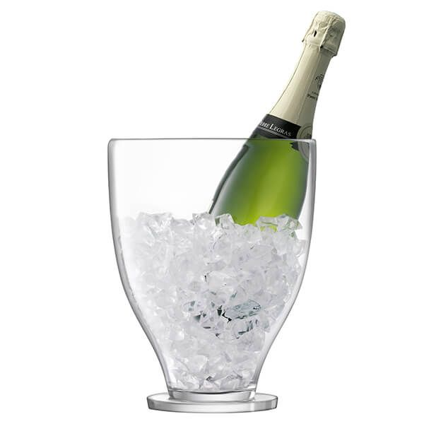 LSA Epoque Champagne Bucket Clear