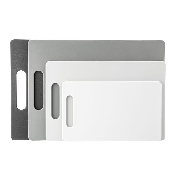 Fusion Chopping Board 4 Pack