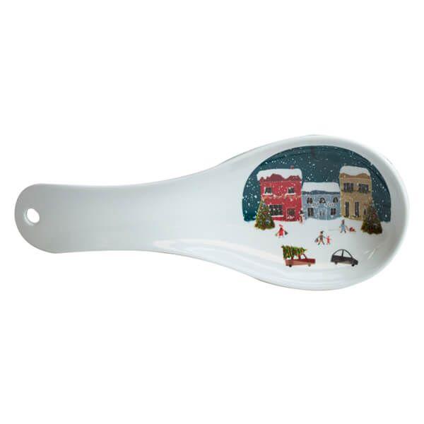 DMD Winter's Eve Spoon Rest