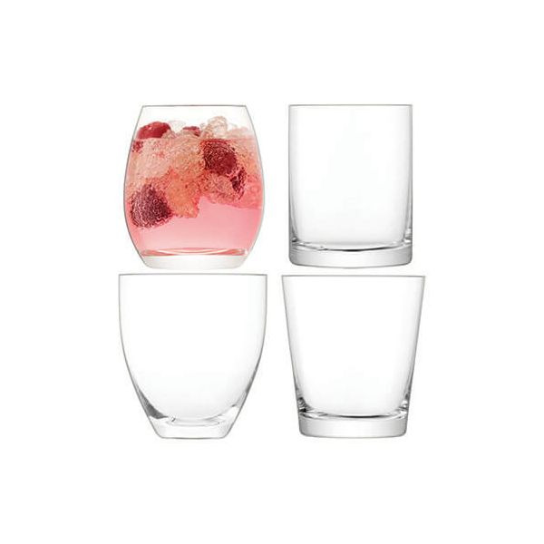 LSA LULU Tumbler Glass Set Of Four