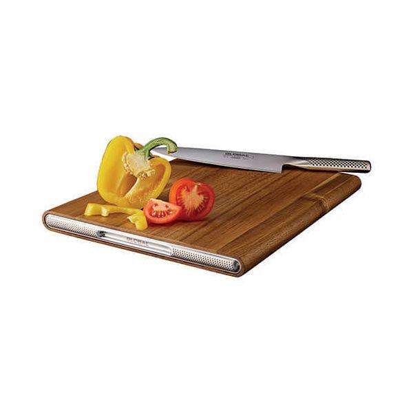 Global Acacia Cutting Board 35 x 25 x 2.5cm