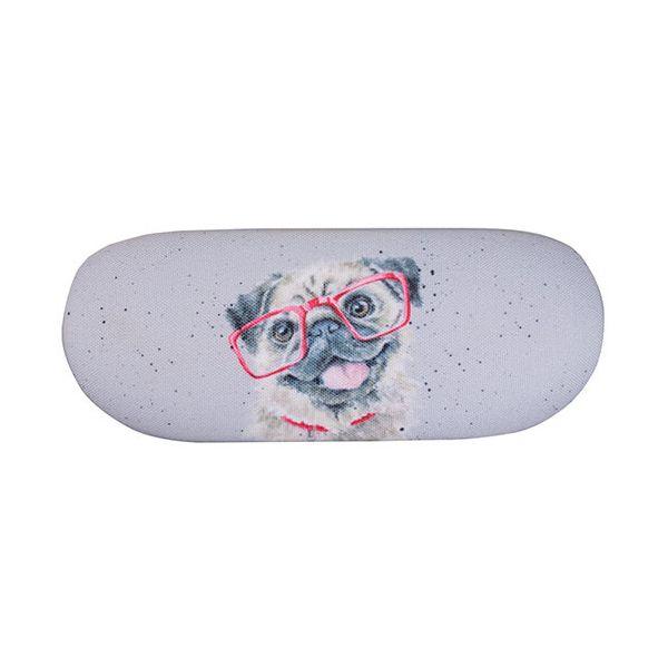 Wrendale Pug Glasses Case