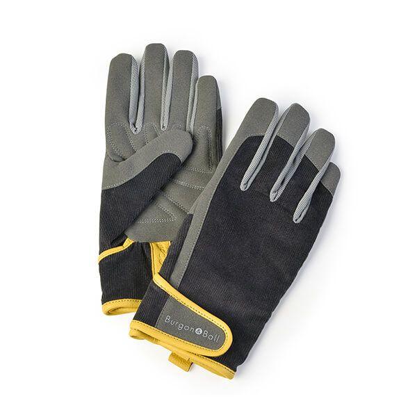 Burgon & Ball Dig The Glove - Slate Corduroy