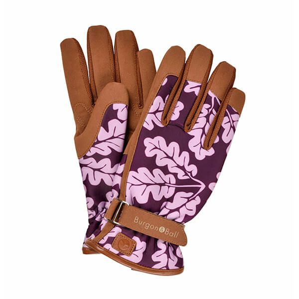 Burgon & Ball Love The Glove Oak Leaf Plum