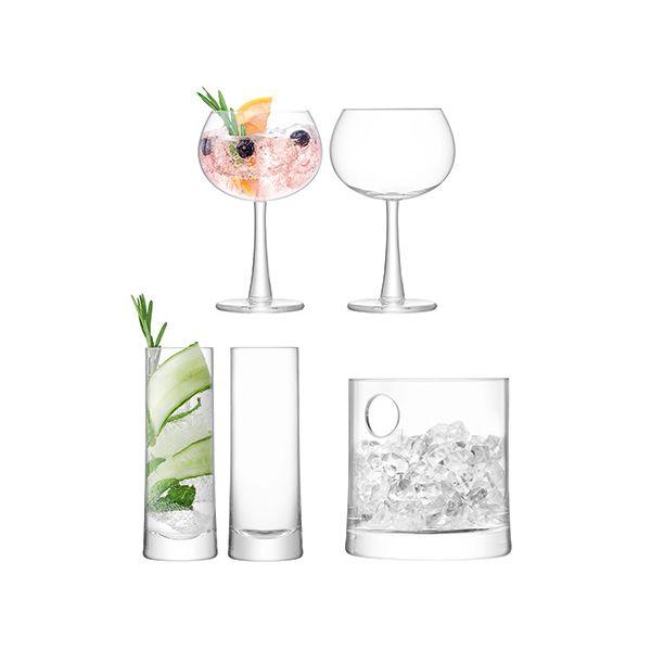 LSA Gin Ice Set Clear