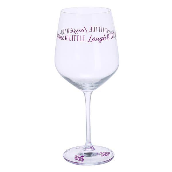 Dartington Wine Time Wine A Little Laugh A Lot