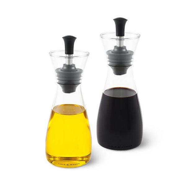 Cole & Mason Oil and Vinegar Classic Pour Bottle Gift Set