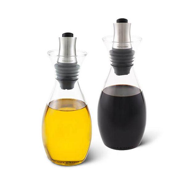 Cole & Mason Oil and Vinegar Flow Control Gift Set