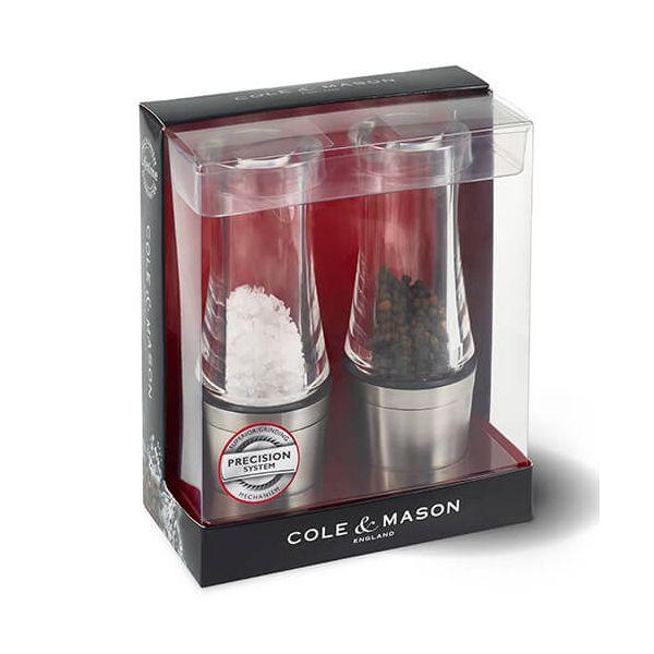Cole & Mason Downton Precision Mill Gift Set