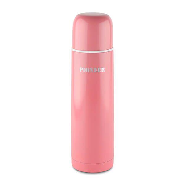 Pioneer 500ml Vacuum Flask Pink