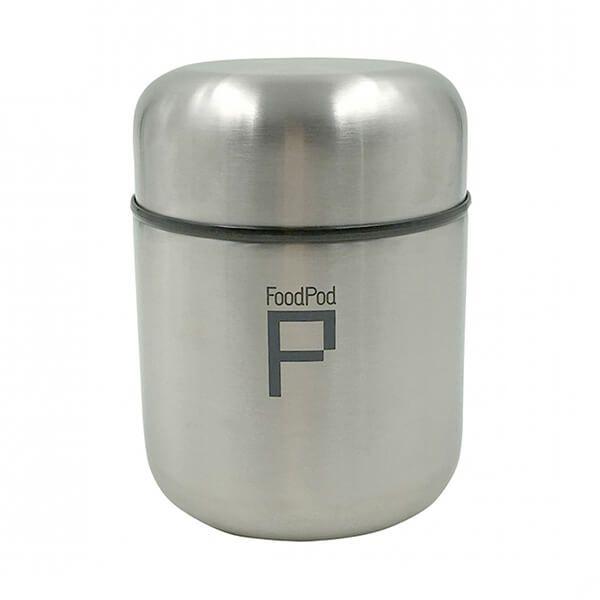 Pioneer 280ml Food Pod Stainless Steel