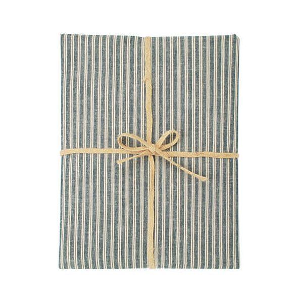 Walton & Co Hampton Stripe Tablecloth 130x230cm