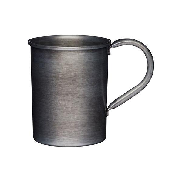 Industrial Kitchen Galvanised Steel Mug 450ml