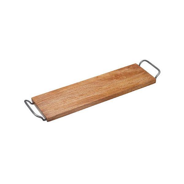 Industrial Kitchen Mango Wood Serving Board 52 x 13 x 3.5cm