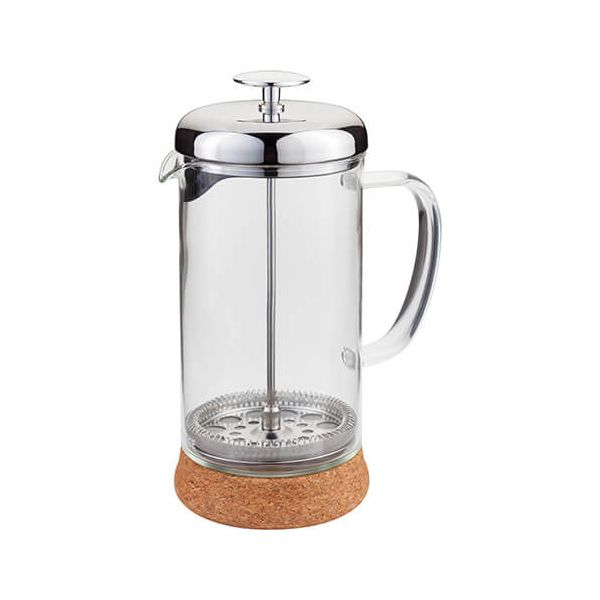 Judge 8 Cup Classic Glass Cafetiere 1L