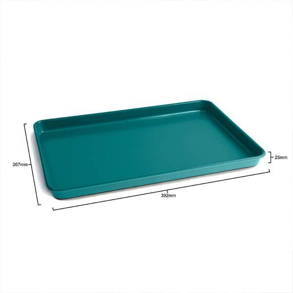 Jamie Oliver Atlantic Green Non-Stick Baking Tray