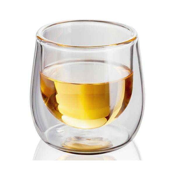 Judge Double Walled 75ml Shot Glass Set Of 2