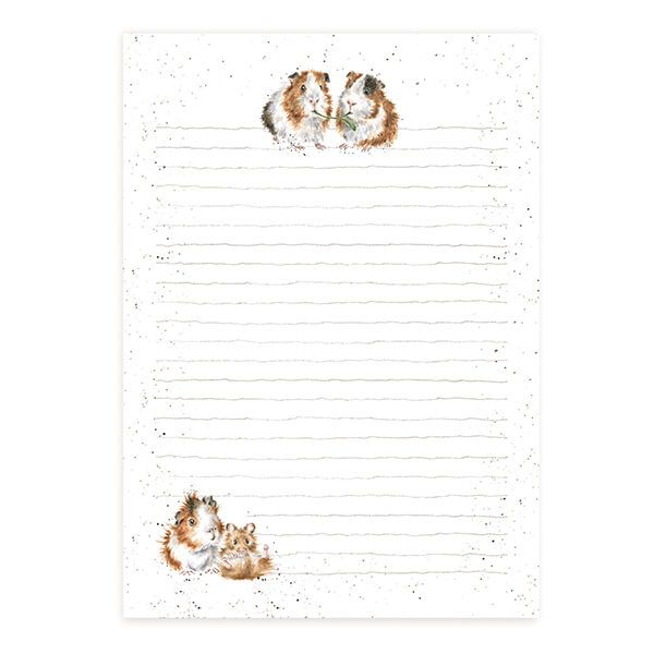 Wrendale Designs Piggy In The Middle Jotter Pad