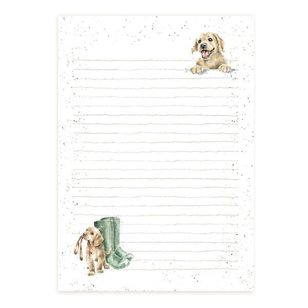 Wrendale Designs A Dog's Life Jotter Pad