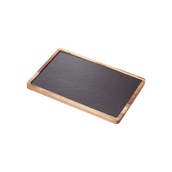Judge Slate 30 x 20cm Serving Platter