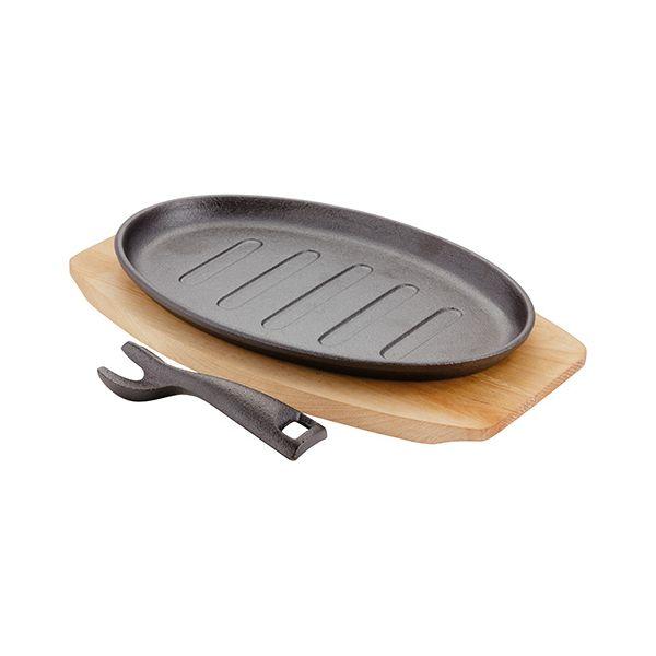 Judge Sizzle & Serve 26 x 17cm Platter